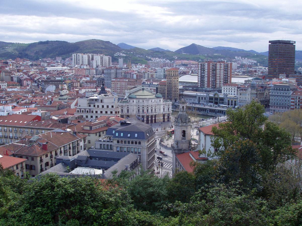 Villa De Bilbao Pop Rock Contesto