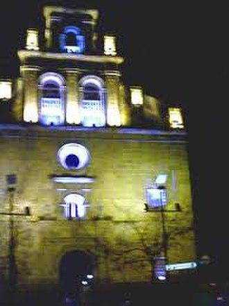 Bilbao la Vieja - BilboRock concert hall