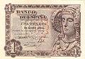 Billete de una peseta emitido el 19 de junio de 1948. Anverso.jpg