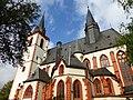 Bingen - Die Basilika St. Martin ist Teil des UNESCO-Welterbes Oberes Mittelrheintal - panoramio (1).jpg