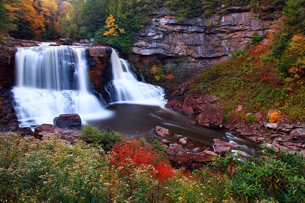 50 photos of blackwater falls state park in west virginia for West fall