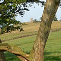 Blacko is famous for Blacko Tower, a folly that overlooks Pendle from the North. - panoramio.jpg