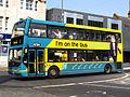 Blackpool Transport bus 332 (PF06 EZP), 17 April 2009 (1).jpg