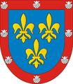 Blason fr Bourbon-Parme (petites armes).png