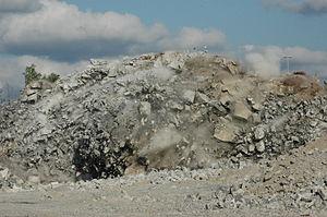 Drilling and blasting - Rock blasting in Finland