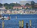 Blick auf Sonwik mit dem KBA dahinter (Flensburg-Mürwik 2014-07-23), Bild 02.jpg