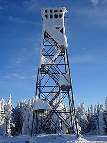 talkfire lookout tower wikipedia