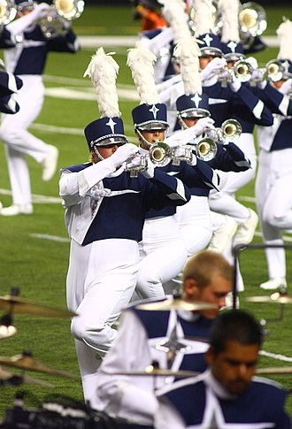 Blue Stars Drum and Bugle Corps - The Blue Stars, 2008