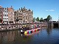 Boat 11 Bingham Cup Amsterdam 2018, Canal Parade Amsterdam 2017 foto 2.JPG