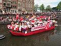 Boat 65 PvdA Roze Netwerk, Canal Parade Amsterdam 2017 foto 5.JPG