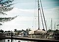 Boats at Marina Bay, Miri, Sarawak.jpg