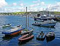 Boats in Falmouth Harbour 1 (2782066132).jpg