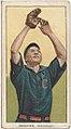 Bob Bescher, Cincinnati Reds, baseball card portrait LCCN2008676405.jpg