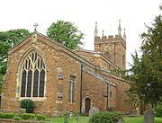 St John the Baptist Church, Bodicote