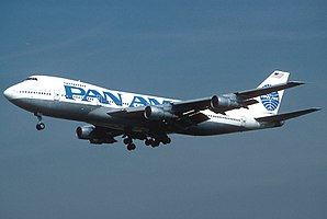 Boeing 747-122(SF), Pan American World Airways - Pan Am AN1034686.jpg