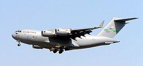 C-17 Globemaster III dell'USAF