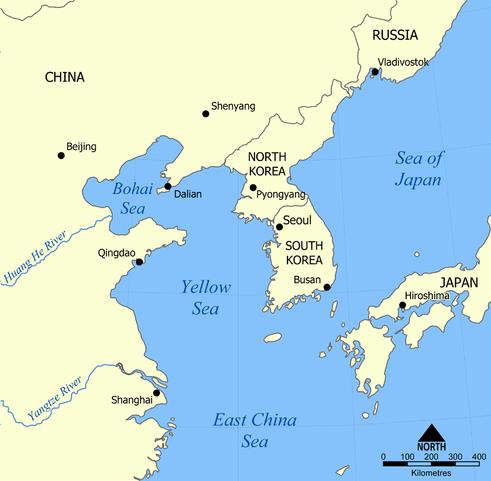 TalkBohai Sea  Wikipedia