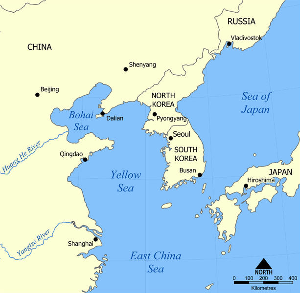 FileBohai Sea mappng Wikimedia Commons