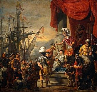 Kings of Alba Longa - Image: Bol aeneas