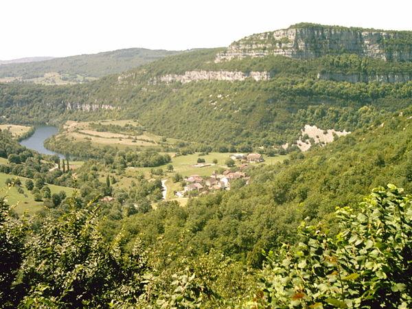Photo de la ville Bolozon