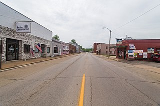 Bonne Terre, Missouri City in Missouri, United States