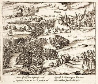 Battle of Dahlen battle