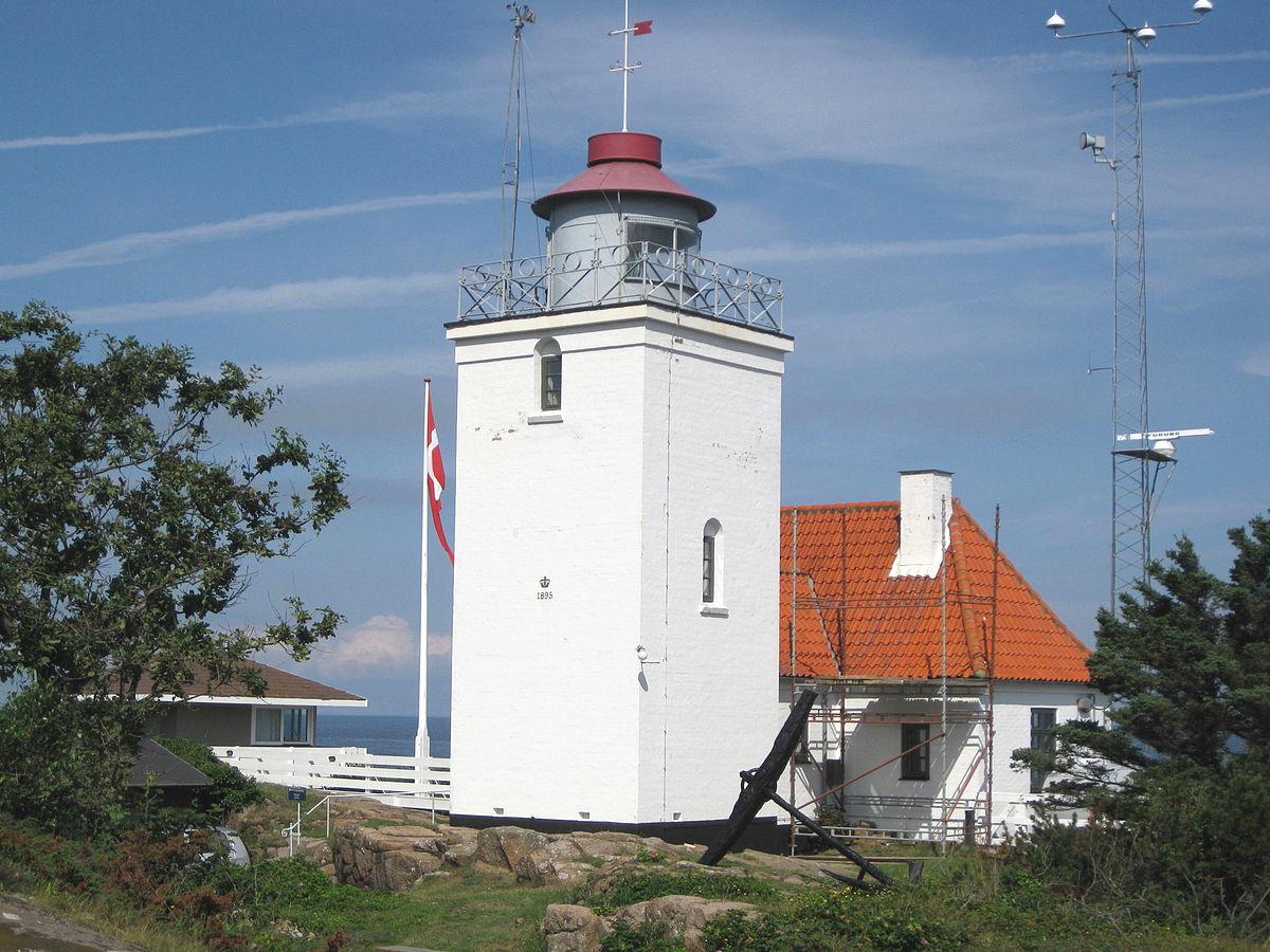 Hammer Odde Lighthouse Wikipedia