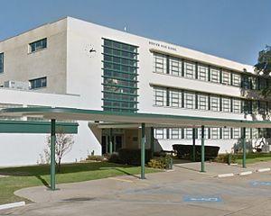 Bossier High School (Louisiana) - Image: Bossier high school 630x 504