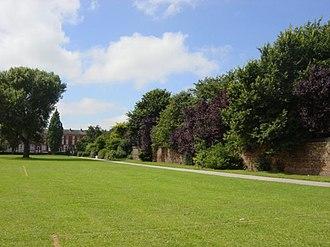 Edge Lane - Wavertree Botanic Gardens, off Edge Lane