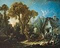 Boucher - Evening Scene, Barberini Gallery.jpg