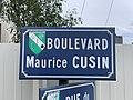 Boulevard Maurice Cusin (Saint-Maurice-de-Beynost) - panneau de rue.jpg