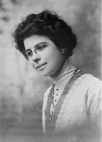 Anita Calvert Lebourgeoise - Anita Calvert Lebourgeoise, circa 1910