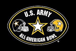 U.S. Army All-American Bowl - The official logo of the U.S. Army All-American Bowl