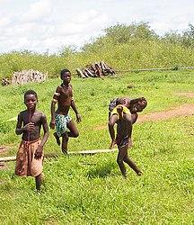 Tombali Region-Economy-Boys from Catio (3781393117)