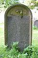 Brühl Jüdischer Friedhof Stele mit Symbol der Leviten.JPG