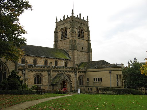 Bradford Cathedral - geograph-2106999