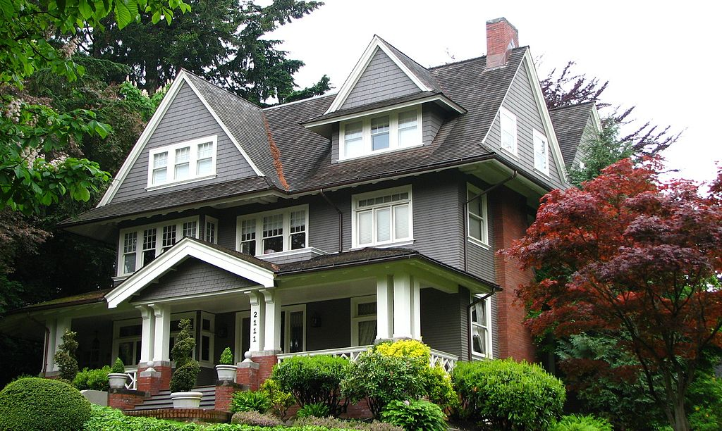 Exterior Painting Portland Or