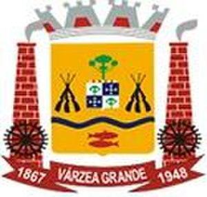 Várzea Grande, Mato Grosso - Image: Brasão de VG