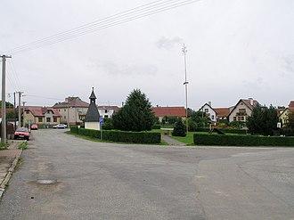 Bratřice - Image: Bratrice 2011 08 08 Naves