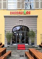 History of freiburg wikipedia for Freiburg boutique hotel