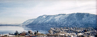 Brewster, Washington - The outskirts of Brewster