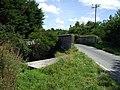 Bridge Over Stream, Ballydunlea - geograph.org.uk - 509969.jpg