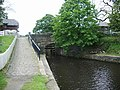 Bridge at the Western Summit, Rochdale Canal - geograph.org.uk - 450492.jpg