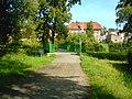 Bridge on the path from Cieszkowskiego to Gdańska street - panoramio.jpg