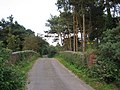Bridge over nothing in South East Cromer - geograph.org.uk - 515671.jpg