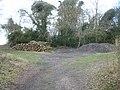 Bridleway junction near Heart's Delight Farm - geograph.org.uk - 1778229.jpg
