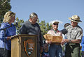 Bright Angel Trailhead Dedication - Plaque Presentation - May 18, 2013 - 5588 - Flickr - Grand Canyon NPS.jpg