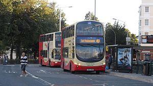 Brighton & Hove 412 BJ11 XHN