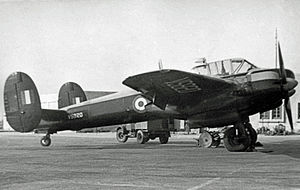 No. 1301 Flight RAF - Image: Bristol 164 Brigand MET.3 VS820 1301 Flt Luqa 06.49 edited 2