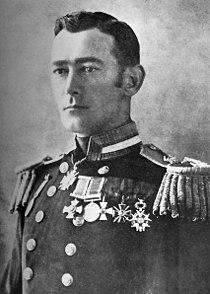 British Royal Navy Captain Francis Newton Cromie (1882-1918) - Naval Attaché.jpg